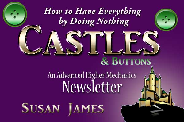 Castles-ADVANCED Newsletter