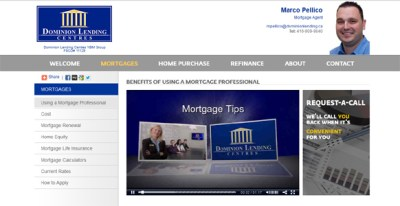 Mortgage in Vaughan, ON - Dominion Lending Centres of Vaughan, Ontario: Official site ...