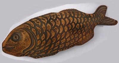 Блюдо для подачи рыбы - селедочница