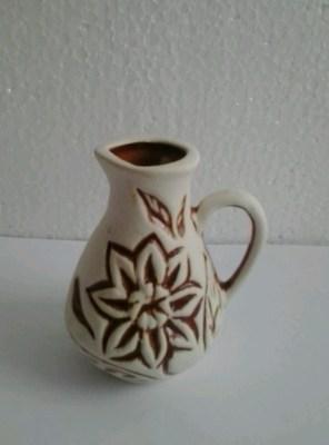керамический соусник цветочек