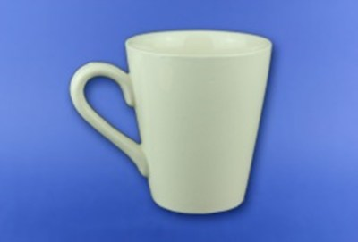 Чашка осень белая 400 мл