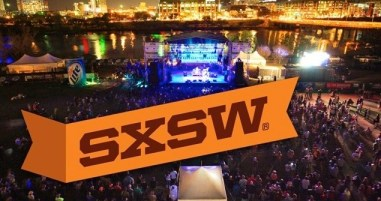 SXSW outdoor event