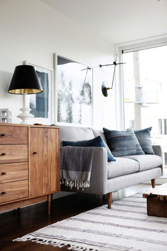 Nordico ed economico: il soggiorno perfetto - BLOG ARREDAMENTO
