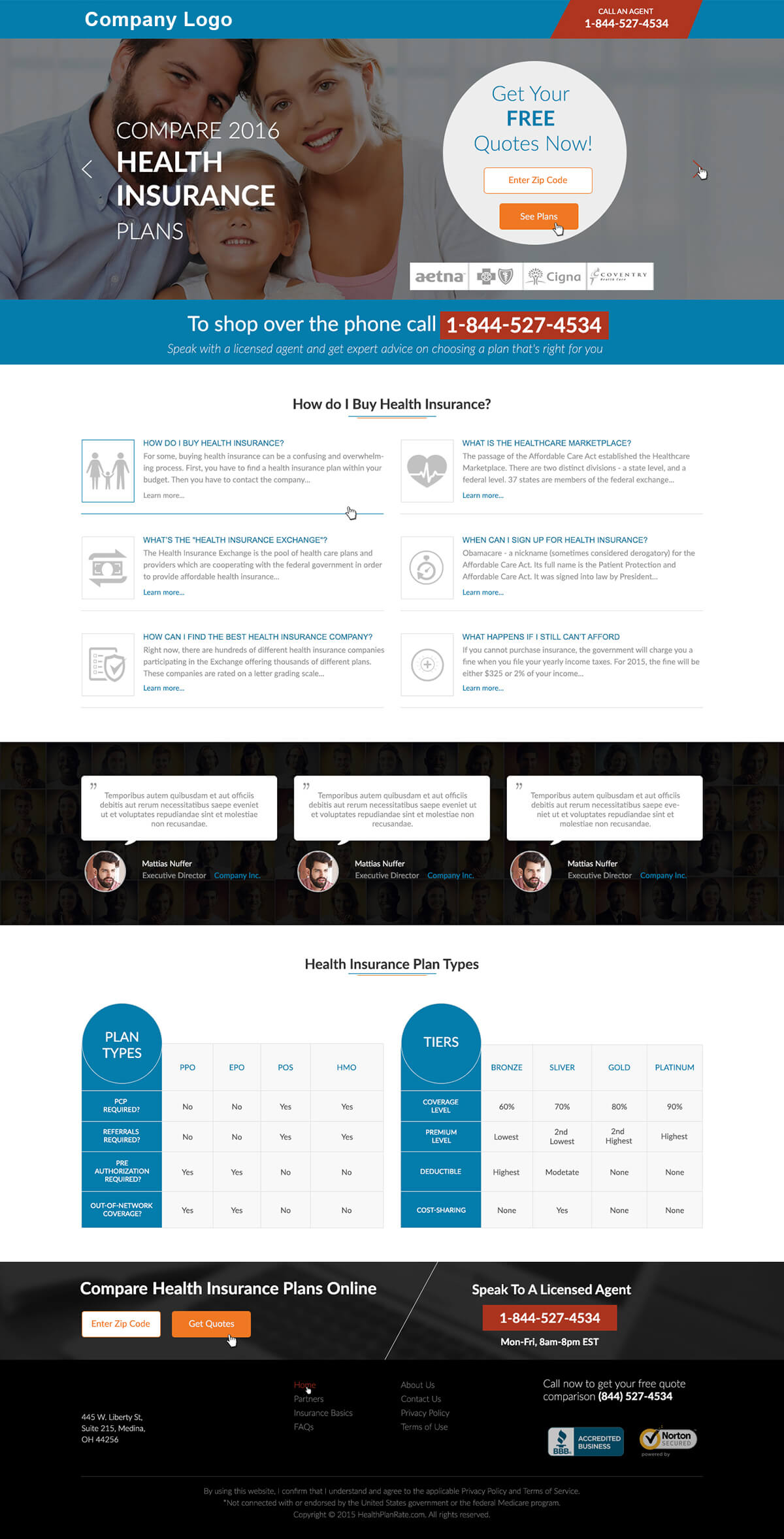 Insurance company website template ved web services insurance company website template maxwellsz