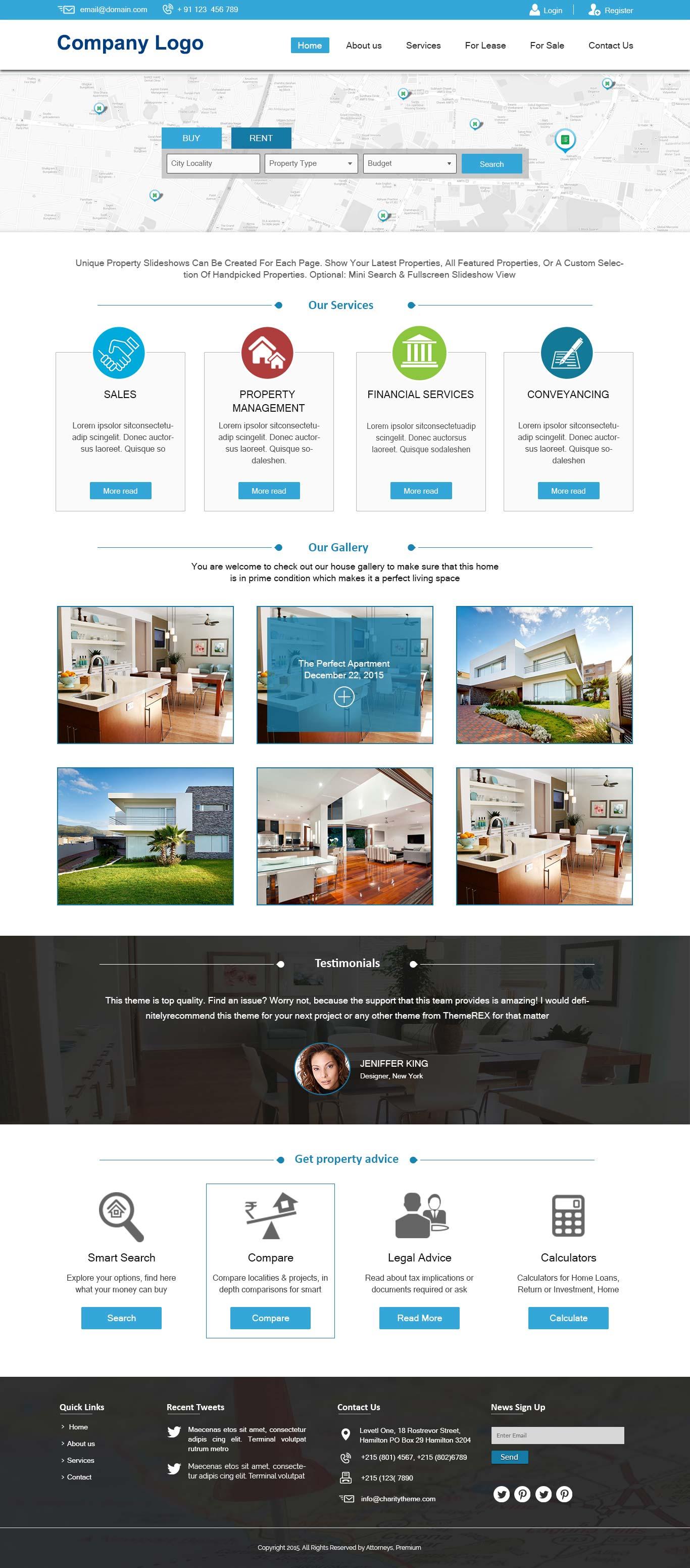 Nett Website Vorlage Für Immobilienverwaltung Ideen - Entry Level ...