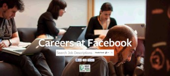 Careers at facebook