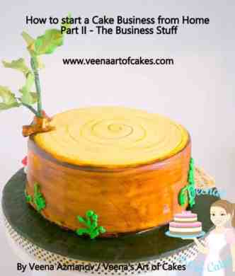 How to start a cake business from home 2 Business Plan is an excellent post that gives you the whole scoop and insight into starting your own cake business. Excellent Article by Veenas Art of Cake