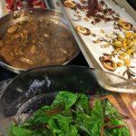 Tempeh Mushroom Miso Gravy