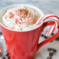 Vegan Peppermint Mocha