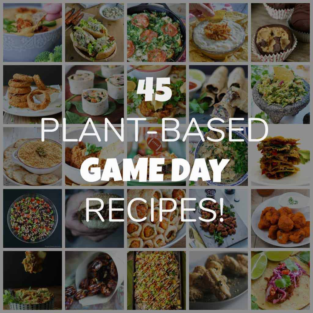 Decent Ground Beef Game Day Food S Your Next Game Day From Appetizers To Game Day Party Recipes Veganosity Game Day Food Vegan Recipes nice food Game Day Food