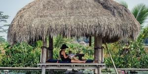 Top Five Restaurants for Vegan Food in Ubud Bali