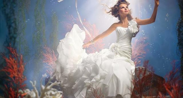 Vestidos de novia Disney - ARIEL-2