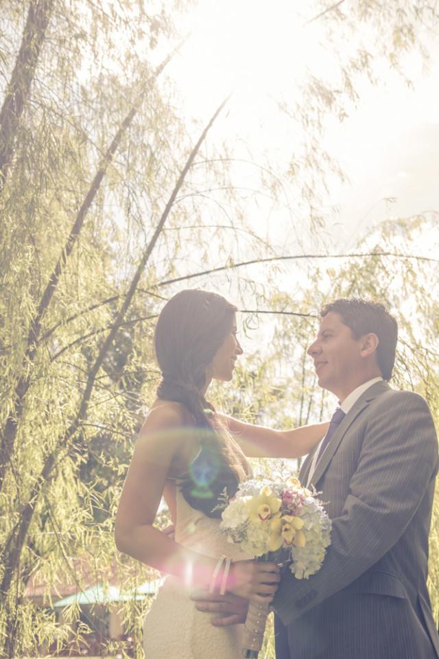 Matrimonio en el campo