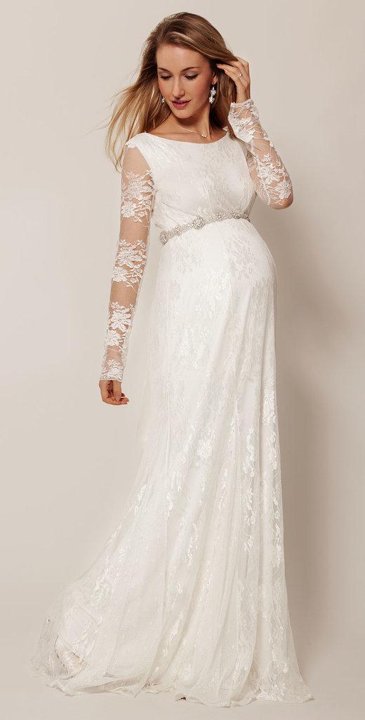 vestido-de-novia-embarazada-Tiffany Rose Helena Gown-6