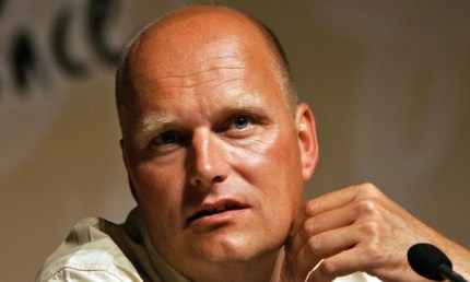 Danish CSC Team Manager Bjarne Riis.