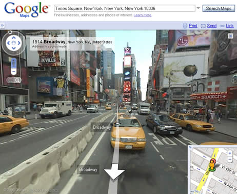 Google Maps  Street View Helps Fight Crime      Web Development Blog Google Maps  Street View
