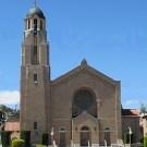 Eglise catholique du Sacred Hearth à Klamath Falls