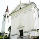 Eglise Madonna dell'acqua, à Mussolente