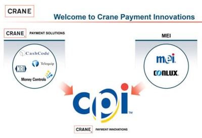 Total rebrand per Crane - Vendingnews.it - Notizie sul vending, sui distributori automatici e ...