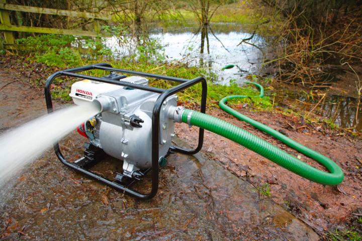 Funcionamiento: Cómo Funciona una Bomba de Agua, Motobomba o ...