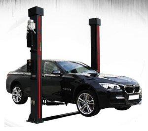 elevador de coche electrohidráulico