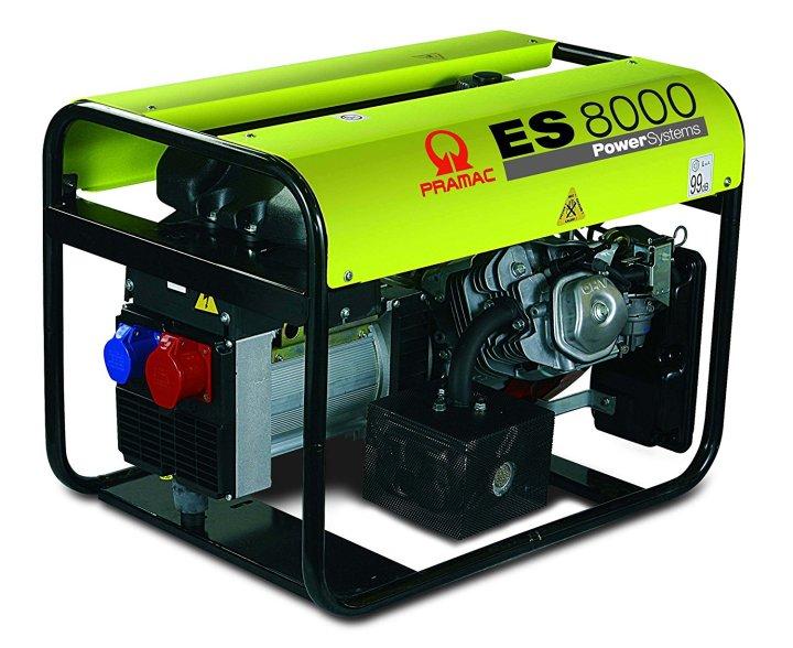Generador Pramac