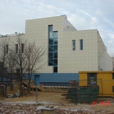 Офисное здание г. Москва, ул. Покрышкина, вл.5