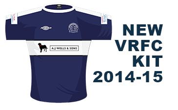ventnor rfc kit 2014-15
