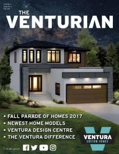 Venturian Fall 2017 - COVER