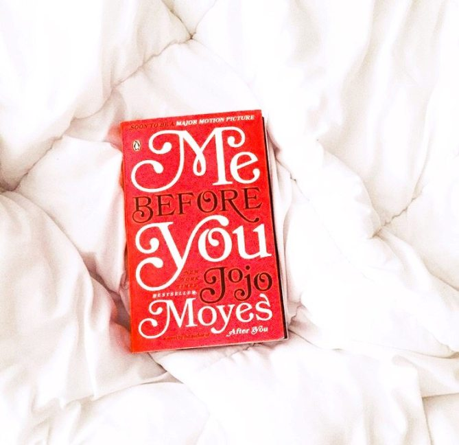 Book Review // Me Before You