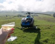blue Hawaiian helicopter ride