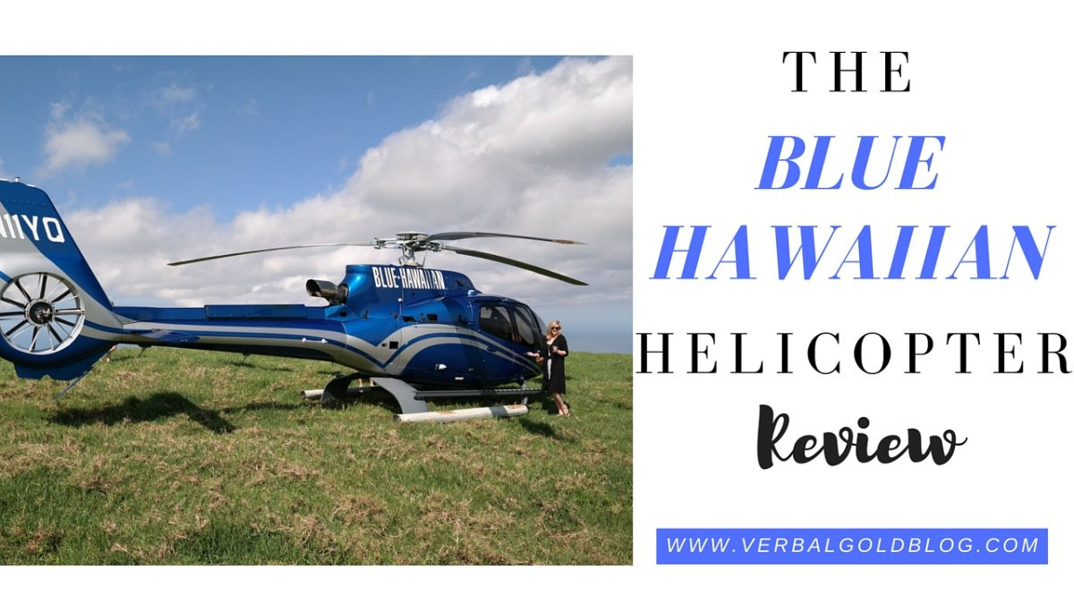 Blue Hawaiian Helicopter Review // Maui