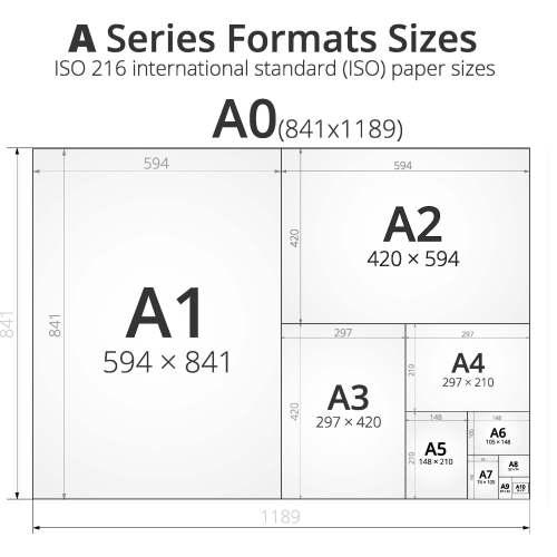 Medium Crop Of Standard Print Sizes
