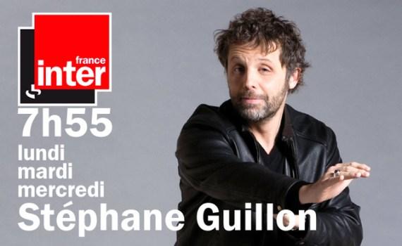 Stéphane Guillon – le vaudeville à la française