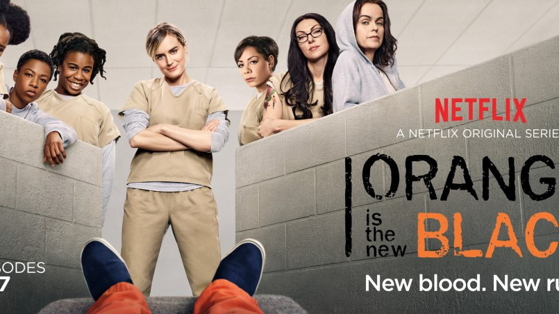 Hide Out With Netflix - OITNB