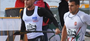 Le SPN Canoë-Kayak entraîne des sportifs de haut niveau comme Quentin Urban ci-dessus à gauche.