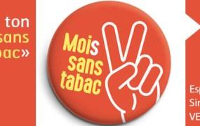 Le forum « Prépare ton Moi(s) sans tabac » se tiendra mardi 17 octobre de 10h à 18h à l'espace Simone-Veil à Vernon