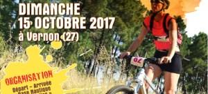 Vélo club vernonnais Dimanche 15 octobre venez participer à la 20e « Vernonnaise Tout Terrain ». Cette manifestation organisée par le VCV cyclotourisme est ouverte à tous. 5 parcours fléchés sont à votre disposition : 10 km et 30 km réservés aux familles, pour les sportifs nous offrons 3 beaux parcours de 30 km, 50 km et 80 km. Nous avons également prévu un parcours de marche. En plus de la joie de se retrouver à vélo, nous avons une grande tombola gratuite avec de nombreux lots dont 1 vélo. Vous pouvez trouver des bulletins d'inscription chez vos vélocistes ou chez les commerçants partenaires. Il est possible de s'inscrire sur place, n'hésitez pas ! D'INFOS : www.vcv-cyclo.fr