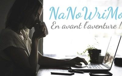 NaNoWriMo : je commence demain