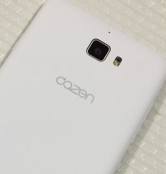 CoolPad Dazen 1 Camera Specs