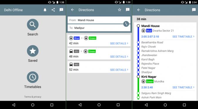 Google-Public-Transport-App-for-delhi