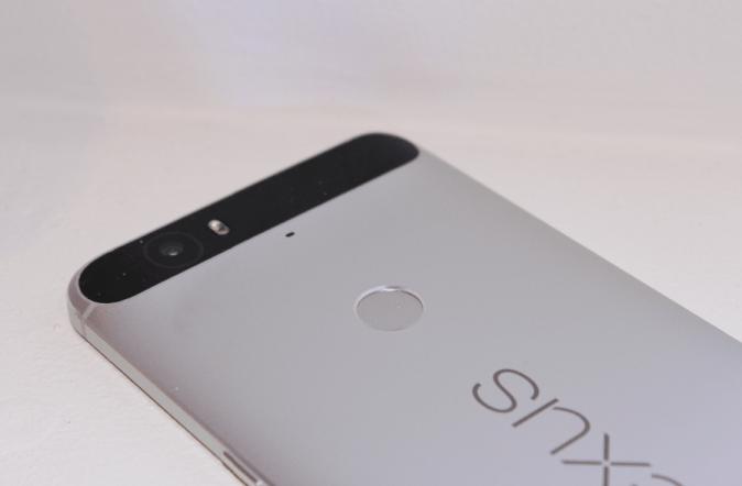 Nexus 6P Rear Camera
