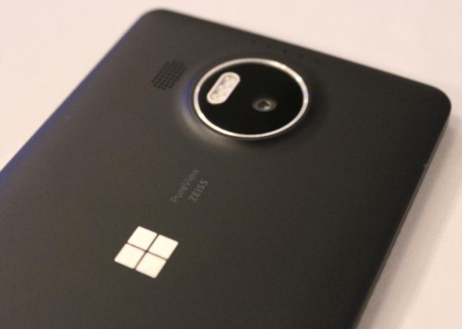 Lumia 950 XL Back