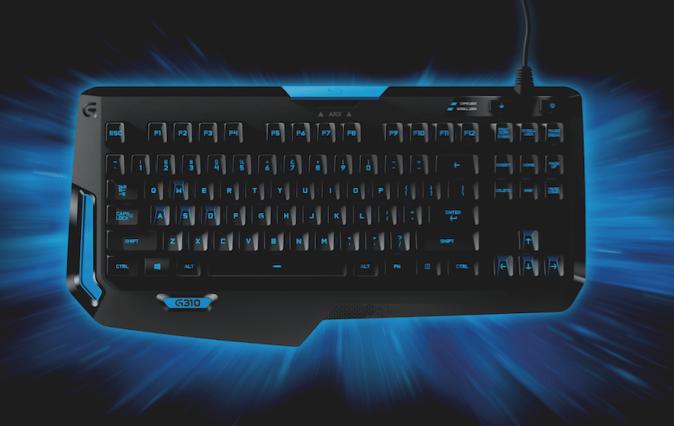 Logitech G310 Keyboard