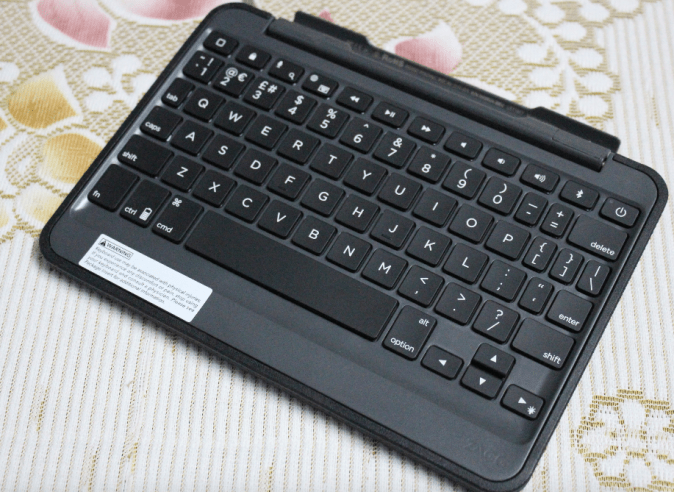 Zagg Rugged Keyboard iPad Mini