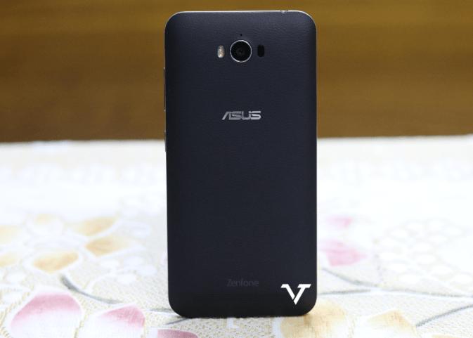 Asus Zenfone Max Smartphone Back