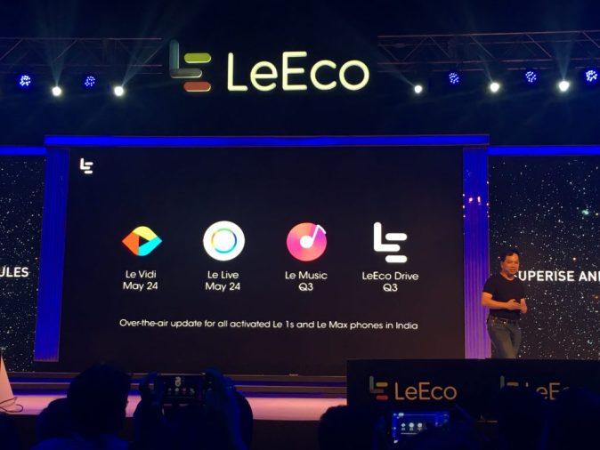 LeEco membership availability