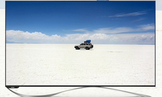 LeEco Super3 X65 TV