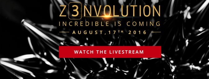 Z3nvolution Livestream