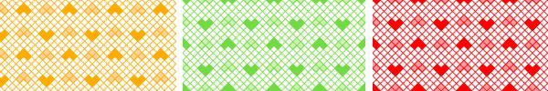 pattern-i-luv-letter